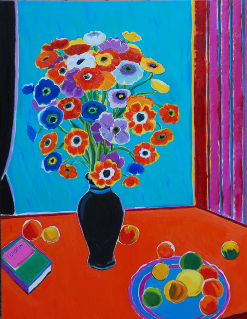 , 'Four colors of comfort4, 네 빛깔의 위안1 ,' 2016, Gallery Jari Art