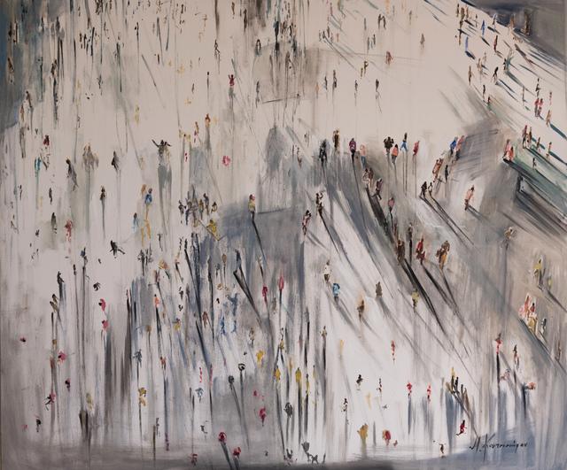 Marina Koutsospyrou, 'untited', 2020, Painting, Oil on canvas, nord.