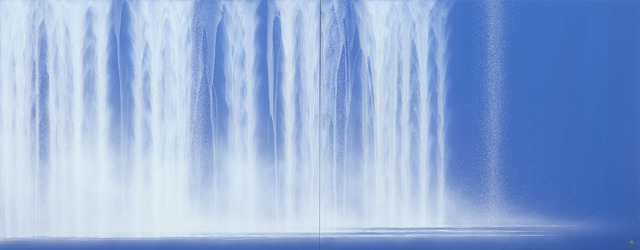 , 'Waterfall,' 2013, Sundaram Tagore Gallery