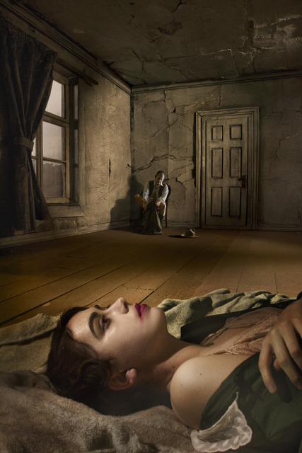 , 'Choshech (Darkness),' 2015, KLOMPCHING GALLERY