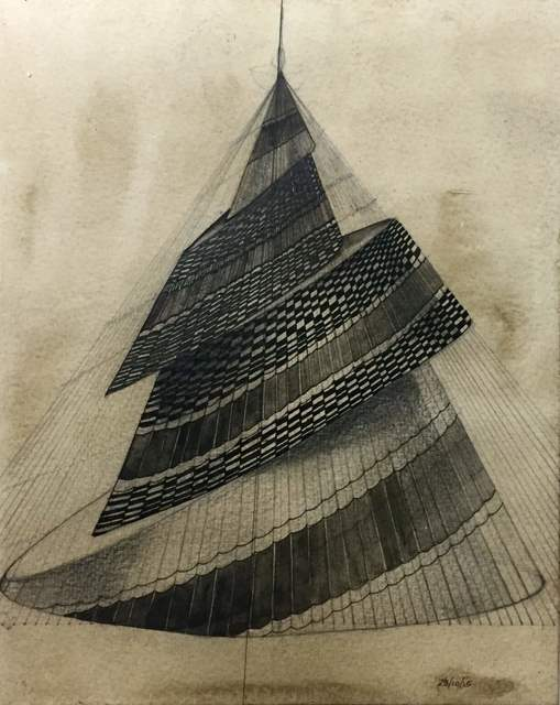 , 'Untitled (1 of 3),' 2016, AkaraArt