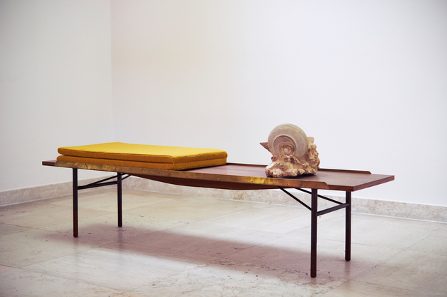 , '03.01.1752 (Installation view),' 2015, 56th Venice Biennale