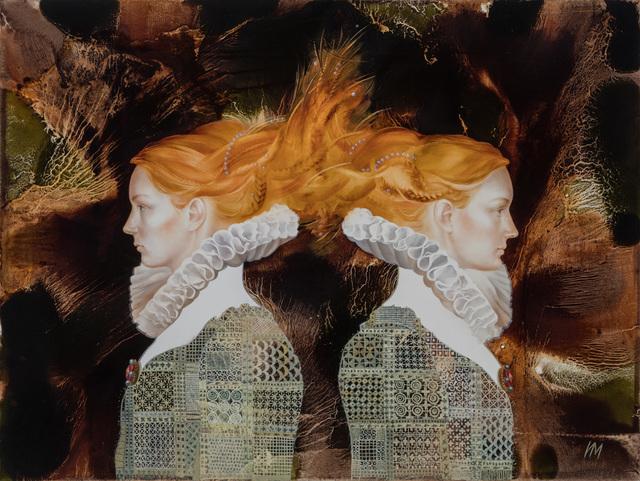 , 'Amulet,' 2017, Zolla/Lieberman Gallery