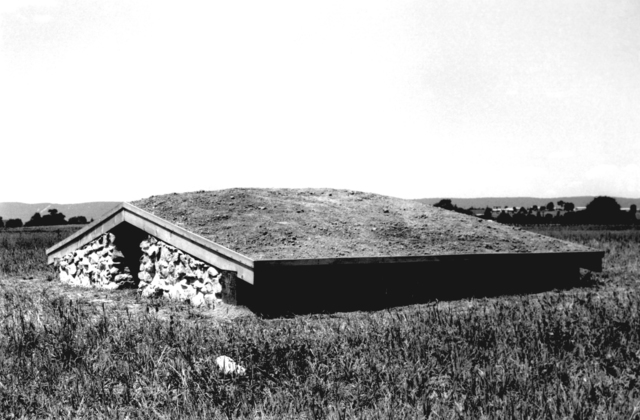 , 'Low Building with Dirt Roof (for Mary),' , Galerie Thomas Schulte