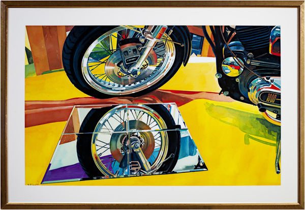 , 'Harley,' 1993, David Barnett Gallery