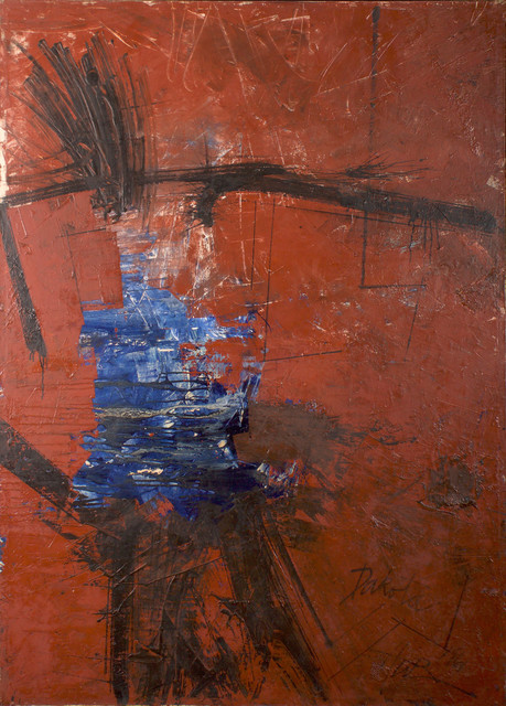 , 'Dakota,' 1961, Foster Gwin Gallery