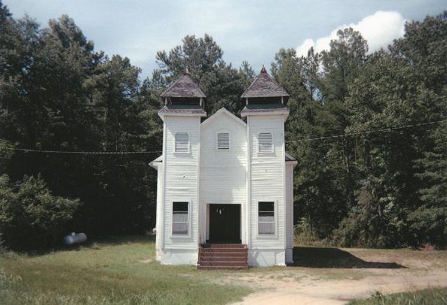 , 'Church, Sprott, Alabama,' 1977, Pace/MacGill Gallery