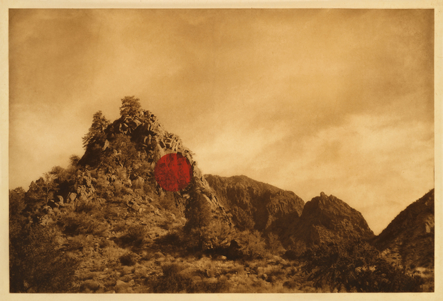 , 'Chisos,' , Wall Space Gallery