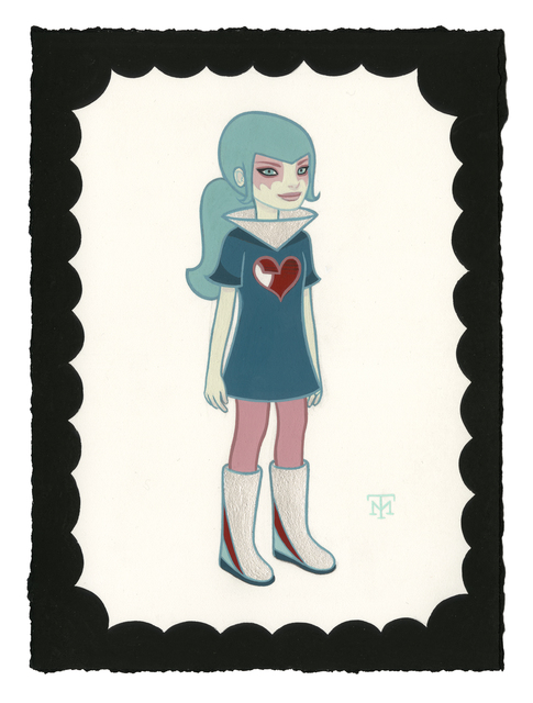 Tara McPherson, 'Orion', 2016, KP Projects