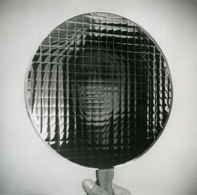 , 'Martha devant miroir,' 1966, Del Infinito