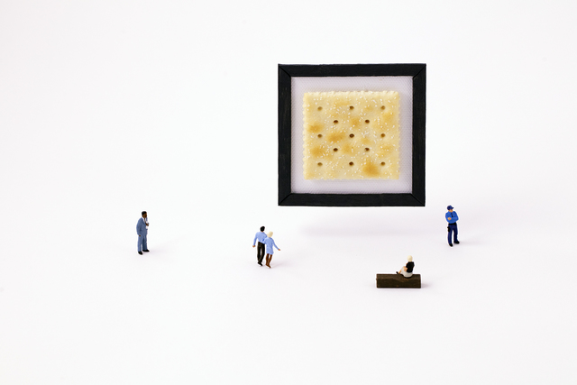 , 'Cracker Exhibit,' 2018, Winston Wächter Fine Art