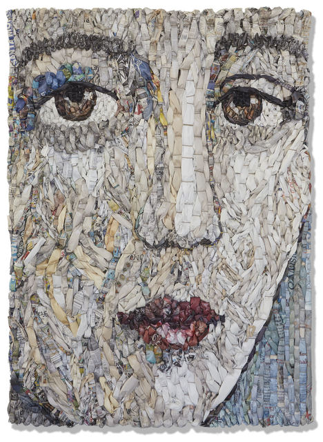 , 'Portrait of a Woman,' 2019, Andrea Schwartz Gallery