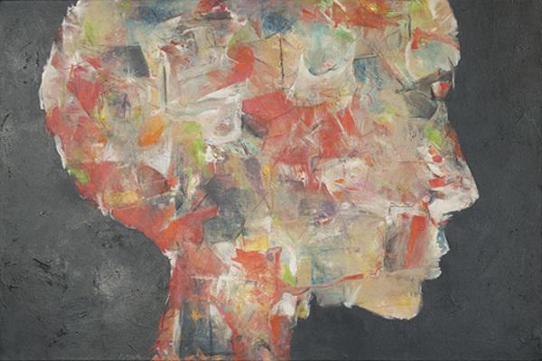 , 'One,' 2017, David Barnett Gallery