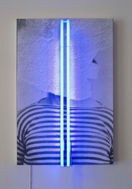 , 'Stripes I,' 2016, Galerie Nathalie Obadia