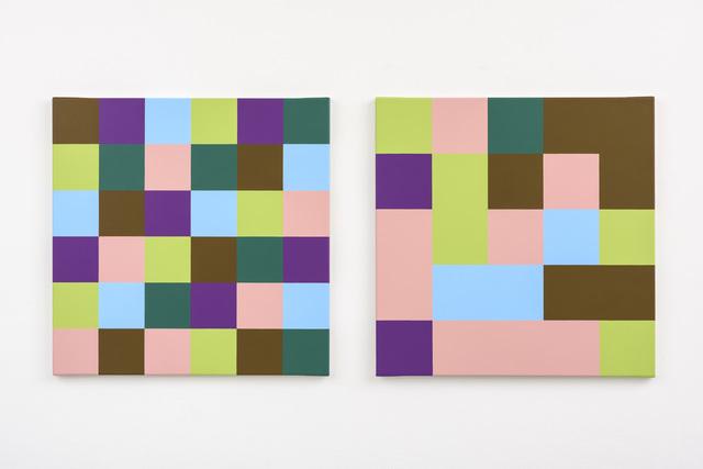 , 'Kleurverhouding,' 2015, andriesse eyck galerie