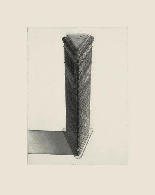 , 'Flatiron Building,' 1998, J. Cacciola Gallery
