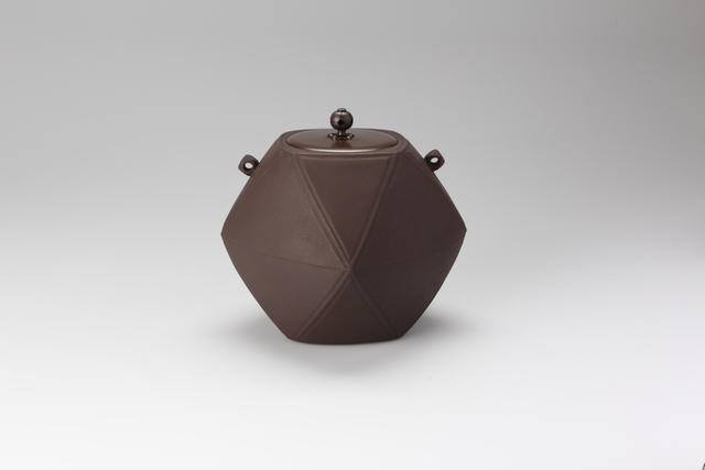 , 'Faceted Tea Kettle,' 2012, Onishi Gallery