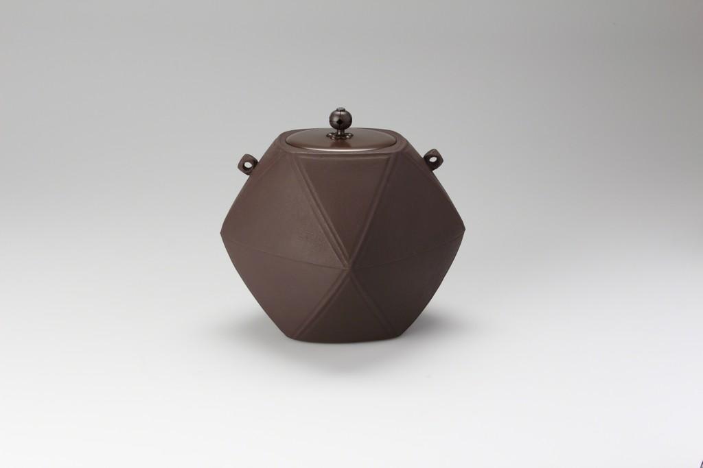 Faceted Tea Kettle