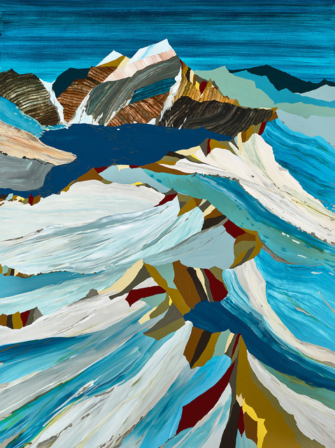 , 'Ridgeline 6,' 2018, Linda Hodges Gallery