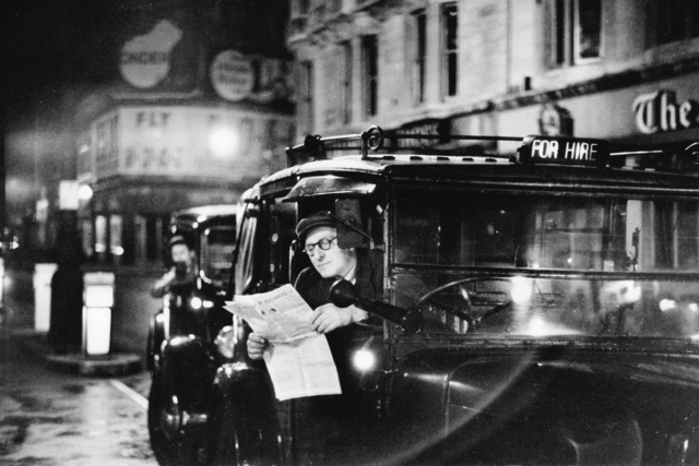 , 'Picadilly, 1953,' 1953, The Photographers' Gallery