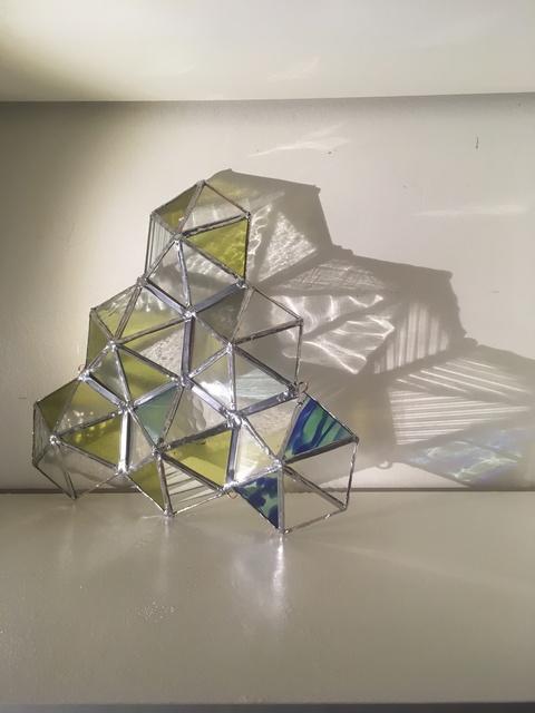 , 'North Pyramid,' 2019, Philadelphia's Magic Gardens