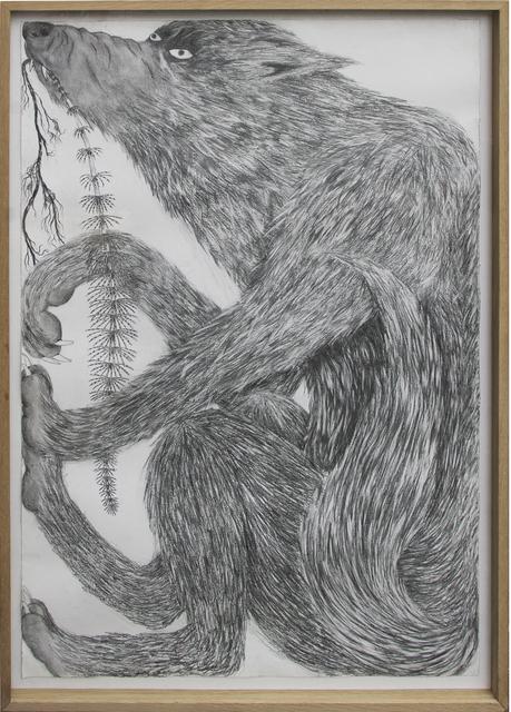 , 'Wolf Pack #3,' 2016, Marie Kirkegaard Gallery