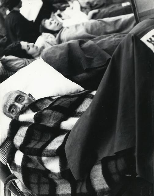 Mario Giacomelli, 'Lourdes', 1957, Robert Klein Gallery