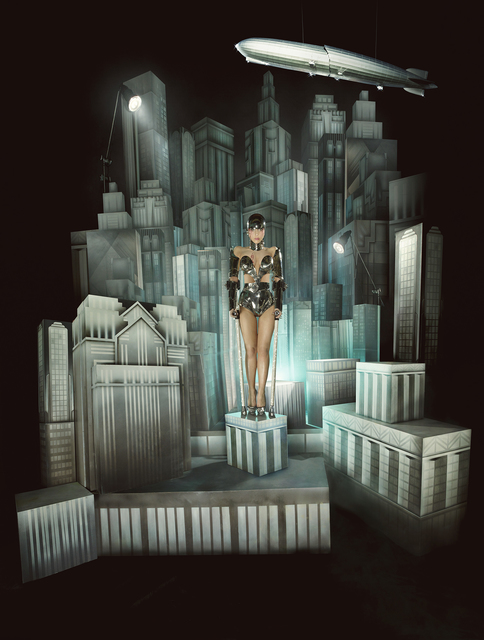 , 'Lady Gaga: Metropolis,' 2009, Pearl Lam Galleries