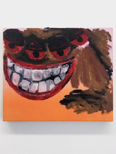 , 'The Insane Pleasure of Smiling,' 2018, Mrs.