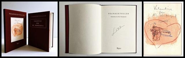 , 'Valentine for Mr. Wonderful (Hand Signed by Helen Frankenthaler),' 1996, Alpha 137 Gallery