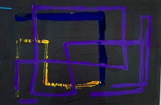 André Butzer, 'Untitled', 2019, AMELCHENKO