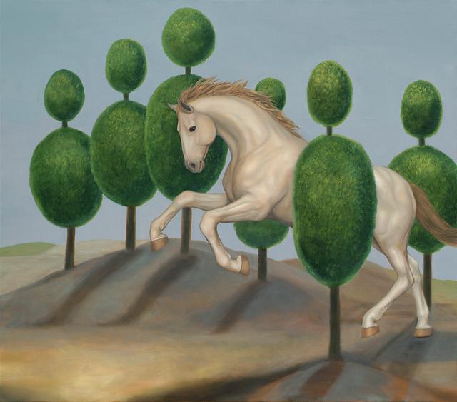 Juan Kelly, 'Garden Entrance', 2019, Nüart Gallery