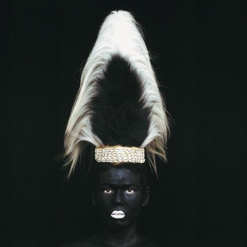 , 'The Kamba Bride, Kenya. Self-portrait,' 2003, Mark Hachem Gallery