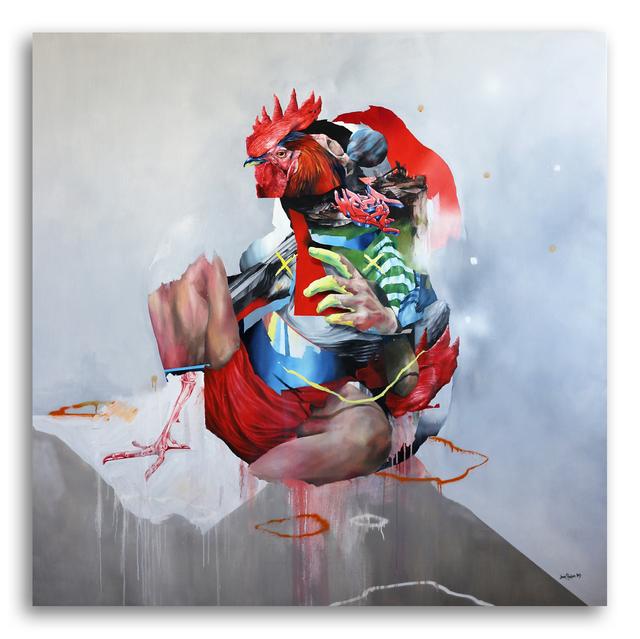 , ''Gloomy Daze',' 2015, StolenSpace Gallery