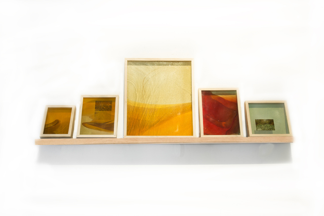 JULIO BARRITA, 'ALIENTO', 2018, Galería Quetzalli