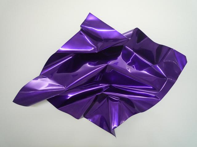 , 'Untitled, purple,' , Spazio Nuovo
