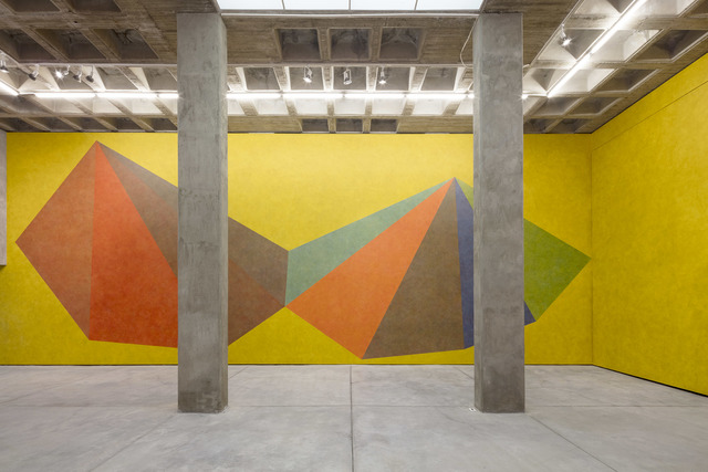 , 'Wall Drawing #508,' 1986, Galería OMR