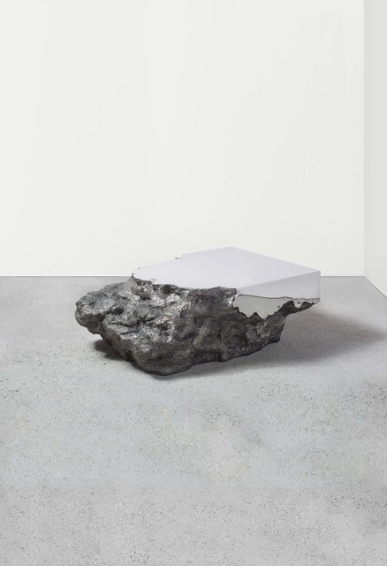 , 'Synthesis Monolith Coffee Table No.2 (Stainless Steel),' 2018, Gallery ALL
