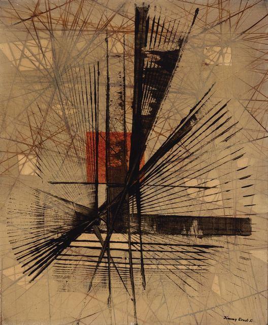 Jimmy Ernst, 'Untitled', 1951, Doyle