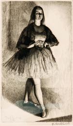Six Portrait Etchings