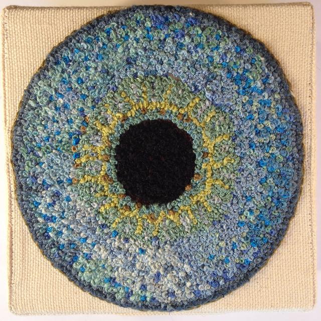 , 'Mia's Eye,' 2014, InLiquid