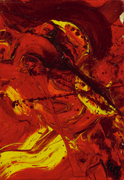 Kazuo Shiraga, 'Untitled,' 1965, Sotheby's: Contemporary Art Day Auction