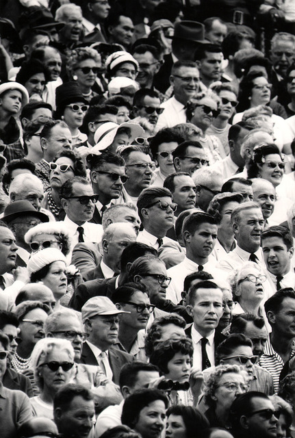 , 'President-elect John F. Kennedy at the Orange Bowl,' 1961, Keith de Lellis Gallery