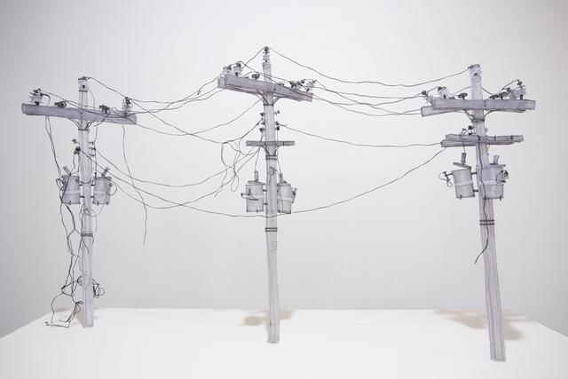 , 'Ligne brisée / Broken Line,' 2017, Art Mûr