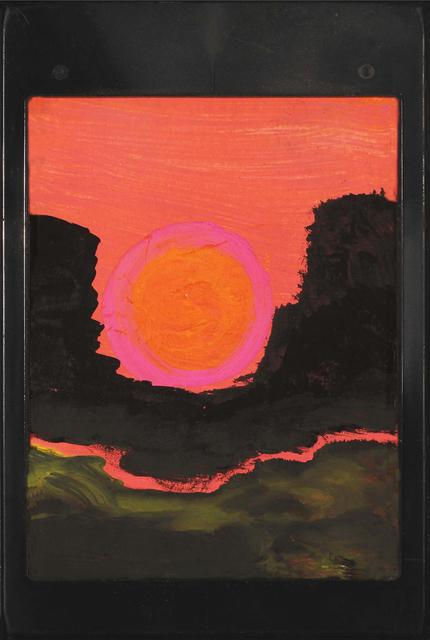 , 'Landscape, Pink Sky with Sunrise at the Saddle,' , Hirschl & Adler Modern