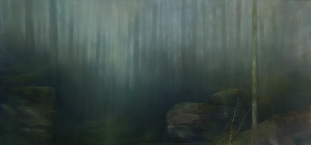 , 'Moss,' 2013, Gallery NAGA