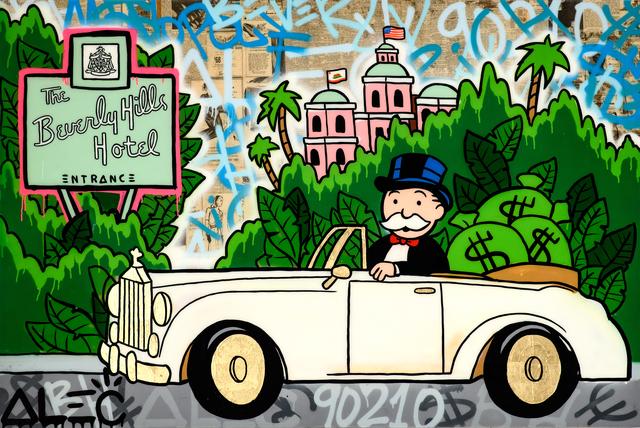 , 'Monopoly Rolls Beverly Hills Hotel ,' , Eden Fine Art