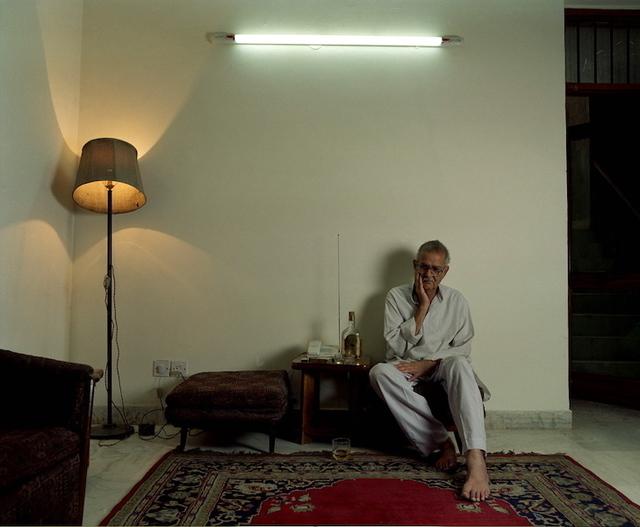, 'Shiv Uncle ,' 2001, OTTO ZOO