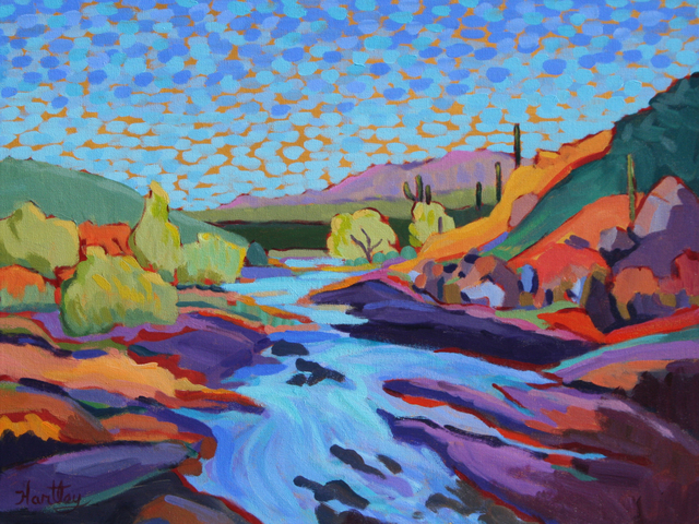 ", '""New River"",' , Bonner David Galleries"