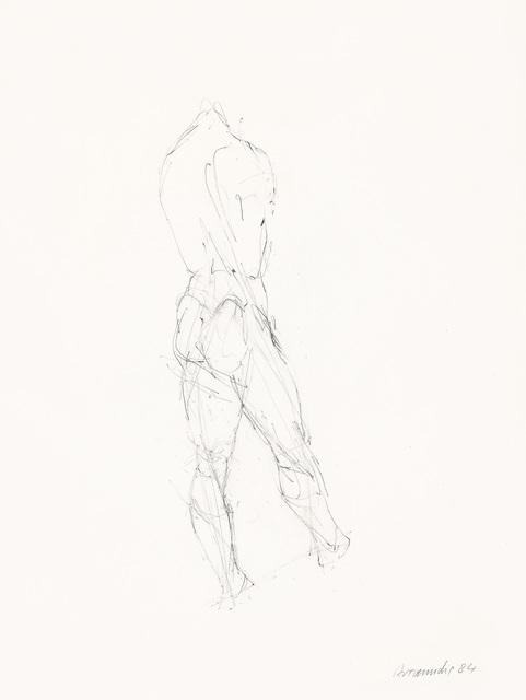 , 'Nude,' 1984, Galerie Bei Der Albertina Zetter